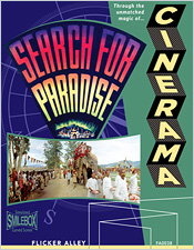 Search for Paradise (Cinerama Blu-ray Disc)