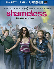 Shameless: The Complete Fourth Season (Blu-ray Disc)