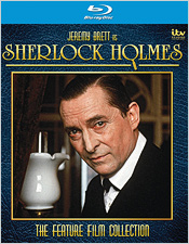 The Sherlock Holmes Feature Films Collection (Blu-ray Disc)