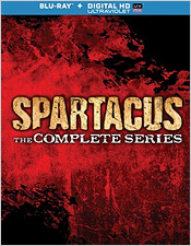 Spartacus: The Complete Series (Blu-ray Disc)