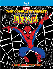 The Spectacular Spider-Man: Complete Series (Blu-ray Disc)