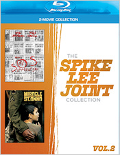 The Spike Lee Joint Collection: Volume 2 (Blu-ray Disc)