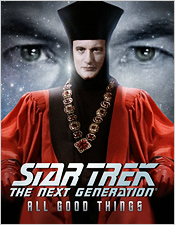 Star Trek: The Next Generation - All Good Things (Blu-ray Disc)