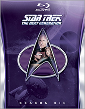 Star Trek: The Next Generation - Season Six (Blu-ray Disc)