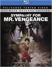 Sympathy for Mr. Vengeance (Blu-ray Disc)