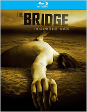 The Bridge: Season One (Blu-ray Disc)