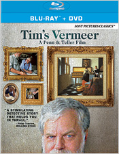 Tim's Vermeer (Blu-ray Disc)