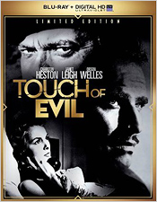 Touch of Evil: Limited Edition (Blu-ray Disc)