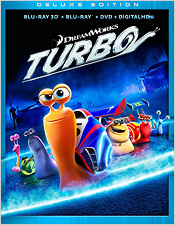 Turbo (Blu-ray 3D)