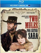 Two Mules for Sister Sara (Blu-ray Disc)