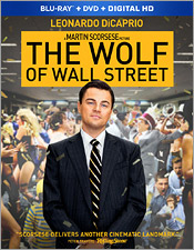 The Wolf of Wall Street (Blu-ray Disc)