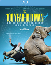 The 100 Year Old Man (Blu-ray Disc)