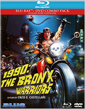 1990: The Bronx Warriors (Blu-ray Disc)