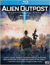 Alien Outpost (Blu-ray Disc)