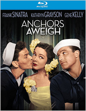 Anchors Aweigh (Blu-ray Disc)