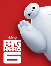Big Hero 6 (Blu-ray Disc)