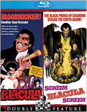 Blacula: Double Feature (Blu-ray Disc)