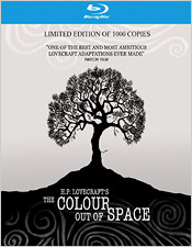 The Colour Out of Space (Blu-ray Disc)