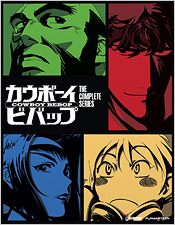 Cowboy Bebop: The Complete Series (BD/DVD Combo - Amazon exclusive)