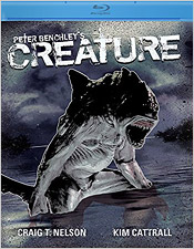 Peter Benchley's Creature (Blu-ray Disc)