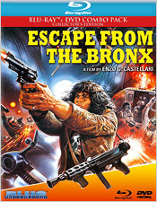 Escape from the Bronx (Blu-ray Disc)