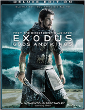 Exodus: Gods and Kings (Blu-ray 3D - Deluxe Edition)