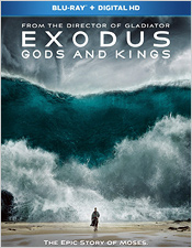 Exodus: Gods and Kings (Blu-ray Disc)