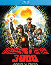 Exterminators of the Year 3000 (Blu-ray Disc)