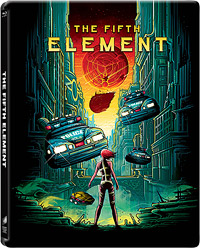 The Fifth Element (Best Buy exclusive Blu-ray)