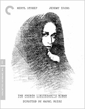 The French Lieutenant's Woman (Criterion Blu-ray)