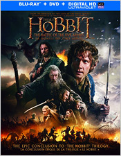 The Hobbit: The Battle of the Five Armies (Blu-ray Disc)