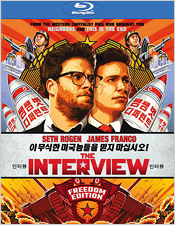 The Interview (Blu-ray Disc)