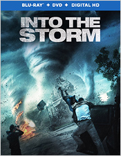 Into the Storm (Blu-ray Disc)