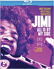 Jimi: All Is by My Side (Blu-ray Disc)
