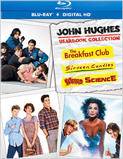 The John Hughes Yearbook Collection (Blu-ray Disc)
