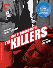 The Killers (Criterion Blu-ray Disc)