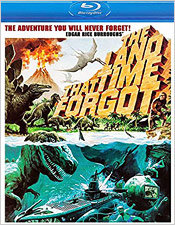 The Land That Time Forgot (Blu-ray Disc)