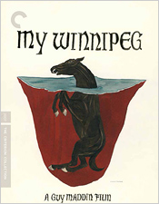 My Winnipeg (Criterion Blu-ray Disc)