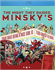 The Night They Raided Minsky's (Blu-ray Disc)