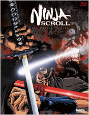 Ninja Scroll (Blu-ray Disc)