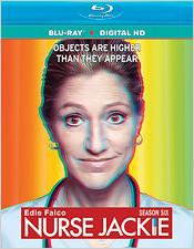 Nurse Jackie: Season Six (Blu-ray Disc)