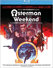 The Osterman Weekend (Blu-ray Disc)