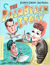 The Palm Beach Story (Criterion Blu-ray Disc)