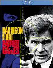 Patriot Games (Blu-ray Disc)