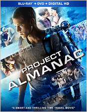 Project Almanac (Blu-ray Disc)