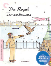 The Royal Tenenbaums (Criterion Blu-ray Disc)