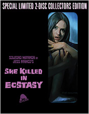 She Killed in Ecstacy (Blu-ray Disc)