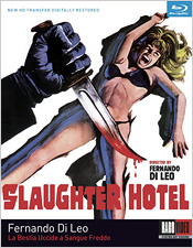 Slaughter Hotel (Blu-ray Disc)