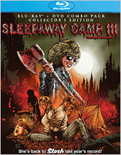 Sleepaway Camp 3 (Blu-ray Disc)