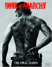 Sons of Anarchy: The Final Season (Blu-ray Disc)
